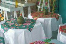 festa havaiana/luau