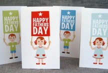 Father's Day / 'Cause Daddy is our favorite pal. / by Lara  {Overstuffed}