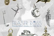 Jewellery  - Chain Me Up - Ross Fraser / Chain Me Up has emerged in the jewellery market as an expert in custom-made jewellery chains and charms made in solid gold, silver and sterling silver. https://www.chain-me-up.com.au/