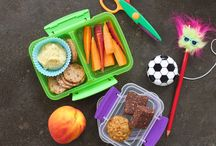 School Lunches / Recipes and serving ideas to send your littles off with the best fuel to power their day.