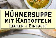 Eintöpfe/Suppe