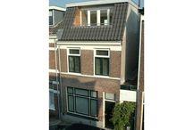 balkon schuin dak