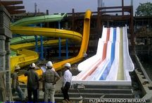 Kontraktor Waterpark / Jasa bikin waterpark