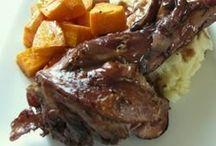Lamb dishes