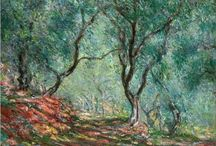 arte - Claude Monet (1840-1926) / arte - pittore francese
