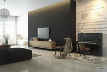 Living Rooms. / by Farah Saheb