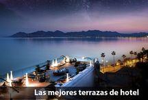 Hoteles del Mundo / World hotels / Lista de los mejores hoteles y resorts del mundo en la que incluye alojamientos urbanos, de playa, montaña... que unen a su calidad en las prestaciones el encontrarse en maravillosos lugares o entornos naturales.