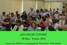Courses 2016 / Courses of the International Academy of Classical Homeopathy / by International Academy of Classical Homeopathy