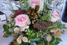 Lincoln's Finest Wedding Flowers / Flowers really do make a difference and here's our pick of the best for some of our recent events and weddings. / by Washingborough Hall Hotel