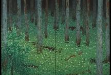 mori / forest