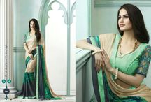 1897 Kangna Latest Saree Collection / For all details and other catalogues. For More Inquiry & Price Details  Drop an E-mail : sales@gunjfashion.com Contact us : +91 7567226222, Www.gunjfashion.com