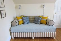 Ideas for Basement Re-deco / by Tracey Zimmerman