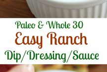 Whole 30 Recipes and Essential Info / Find recipes and essential info to make your whole 30 a success!