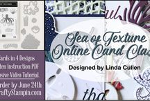 Crafty Stampin Online Card Classes