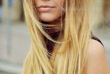 Saç modelleri ve Renkler