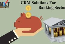 CRM Solutions For Banking Sector