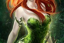 Comics/Fantasy Girls
