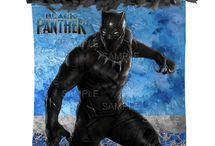 Black Panther Birthday Party / Black Panther