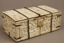 Old trunks, suitcases & others