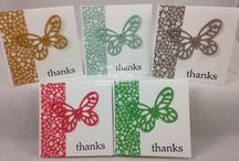 Thankyou cards / Gift cards