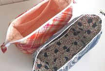 Sewing Fun: bags, totes and covers