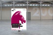 Communication / Projets de communication conçus par CL Design. Communication projects created by CL Design.
