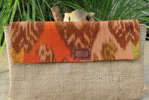 Environment Friendly Clutch bags by DeNesia