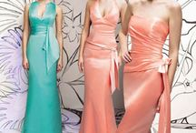 Bridesmaid Dresses / by Venice Gordon