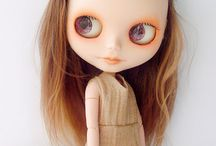 "My Custom Blythe Doll"" Nicky"""