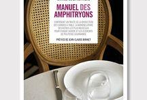 Rééditions / Livres fondateurs de la gastronomie française, réédités par nos soins.