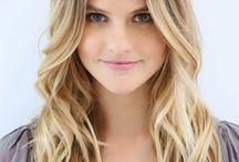Summer hair / by Nikki Mueller