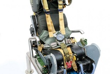 Ejection Seats / They get you out of a plane fast but they're also great pieces of industrial design.