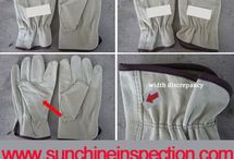 leather-gloves quality inspection