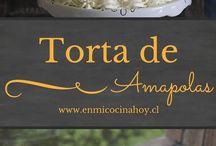 RECETAS DE TORTAS