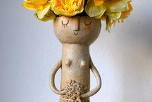 Ceramics / by Jill Minshall Wilson