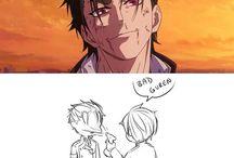 LMFAO anime/manga