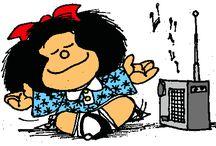 Los Simpson, Mafalda y... los Beatles!!! / Los Beatles inspirando las mejores tiras cómicas con el famoso personaje creado por el caricaturista argentino Quino, mas las apariciones del cuarteto de Liverpool en la serie de los Simpson.