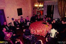 """Cacciatori di fantasmi / Presentazione del thriller """"Cacciatori di fantasmi"""" di Fabio Monteduro al Castello di Valbona - Party di Halloween 31/10/15"""