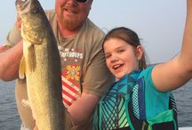 4th of July #Walleye With #Bro of www.brosguideservice.com / 4th of July Walleye Trips with Bro of www.brosguideservice.com