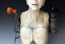 plaster dolls ideas