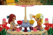 Lego / Til Henrik og Henriette