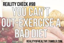 Crossfit, healthy lifestyle, motivation