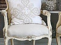 cadeiras bergere e Luis xv