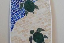 Turtle Mosaics