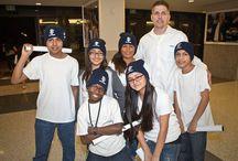 Kickstart Kids at Rice University Basketball Game / Kickstart Kids attends a #RiceUniversity #Basketball Game.