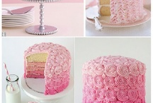 Gorgeous Pink Confections