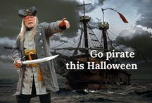 Pirate Halloween Costumes