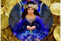 ángeles y energía