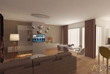 Showroom apartment / Showroom apartment made for Riviera Luxury Residence Cluj Napoca