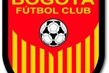 Football clubs. Colombia.  Футбольные клубы. Колумбия.